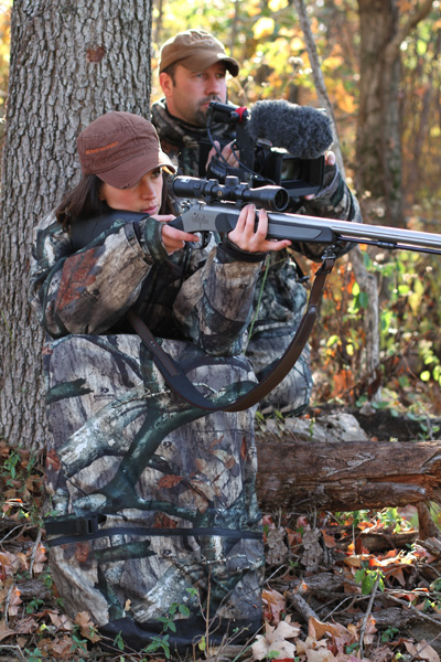Cold Weather Hunting Bag