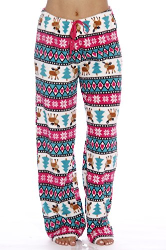 Wild Moose Silhouette Moon Fashion Casual Sports Pants.Lounge Pants