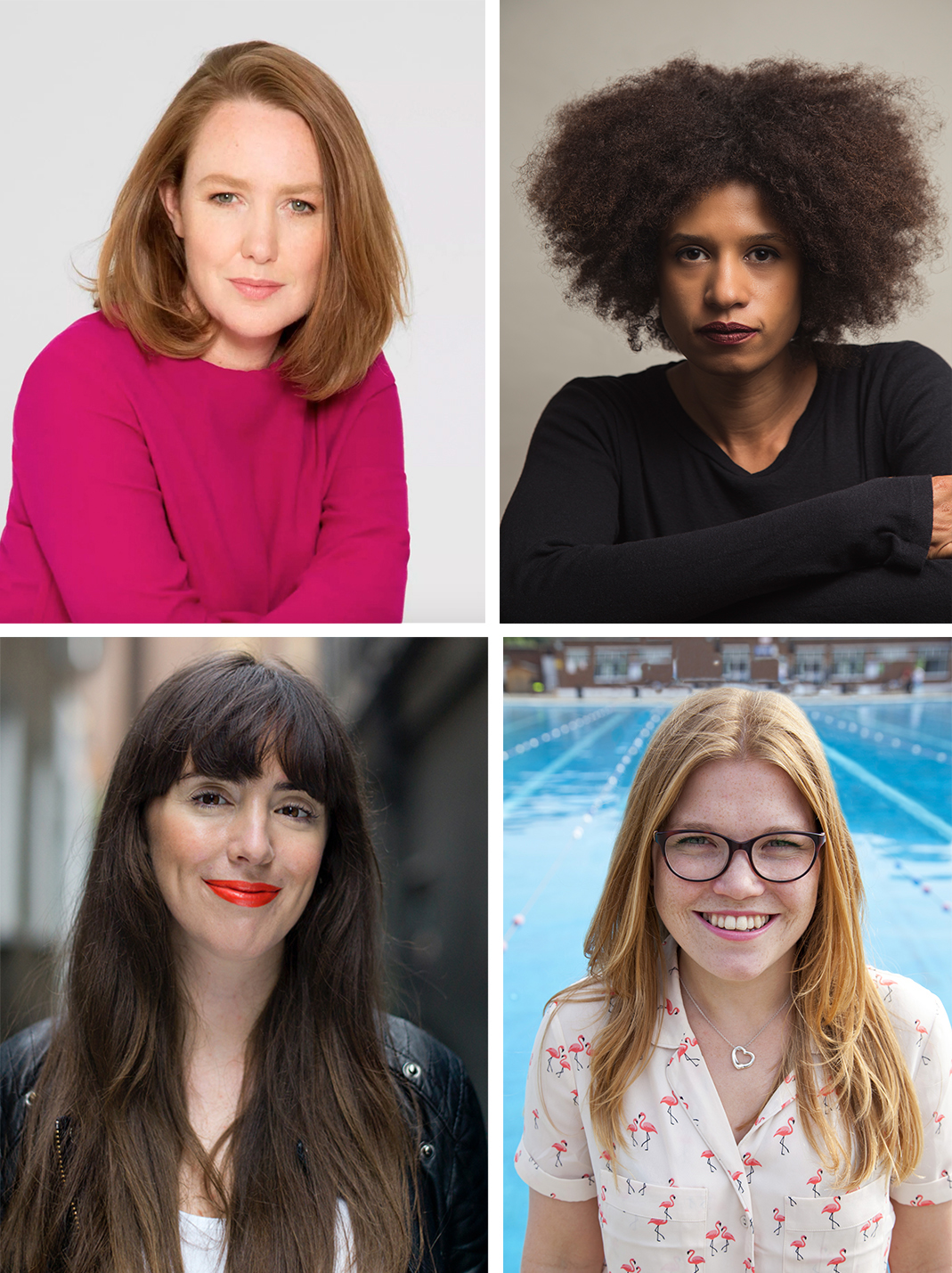 Women s Prize for Fiction Women s Prize and Grazia Book Club Live     Featuring a line up of inspirational women including bestselling author of  The Girl on the Train  Paula Hawkins  Emily Phillips  Grazia Magazine s  Features