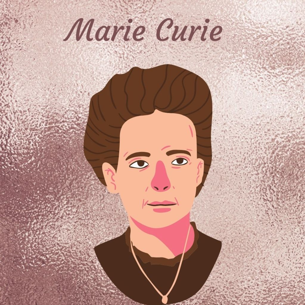 Marie Curie, a woman who broke stereotypes