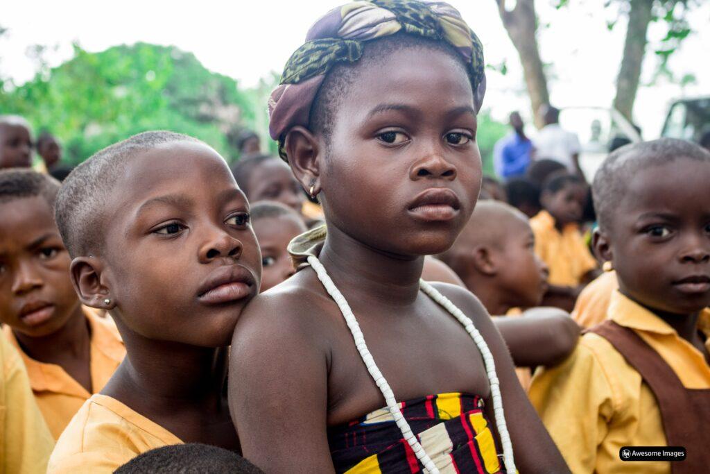 Ghanaian Women