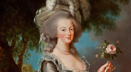 Marie Antoinette, the last queen of France before the French Revolution.