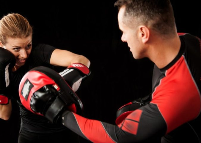 Reinvent Your Life With A Successful Fitness Plan Womens Self Defense Class