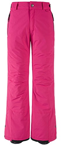 Wantdo Mens Waterproof Warm Padding Insulated Snow Pants Cargo Pants
