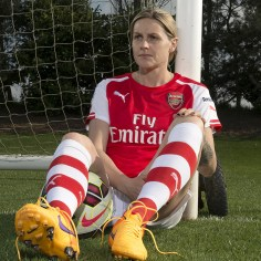 Kelly Smith MBE