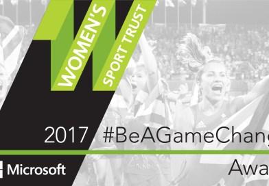 #BeAGameChanger Awards 2017