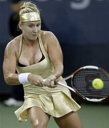 Bethanie Mattek S Us Open Outfit Distracts A Ball Boy