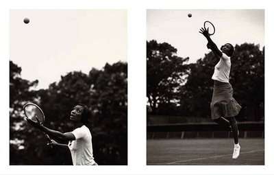 Venus Williams in new photography book by Koto Bolofo