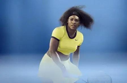 Nadal uniforme Open de Australia y Serena Williams