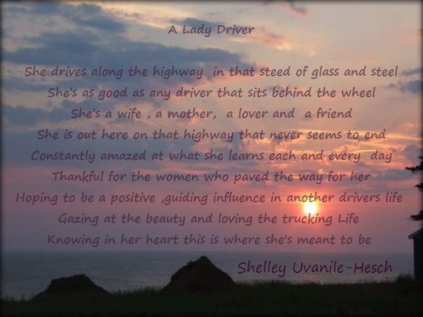 A Lady Driver