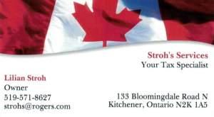 Stroh's Services
