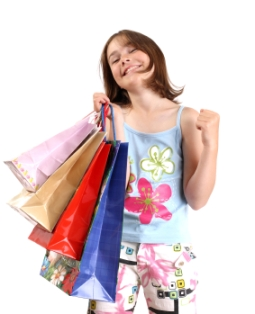 About parenting in a consumerist era