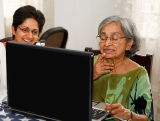 mother daughter team of women entrepreneurs in India