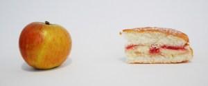 fast food or apple?