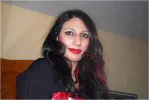 Ayesha Salman: Pakistani author of Blue Dust