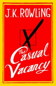 Book review of J.K. Rowling's The Casual Vacancy