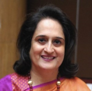 Sudha Shah, author of The King In Exile