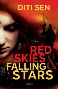 Book review of Diti Sen's Red Skies & Falling Stars