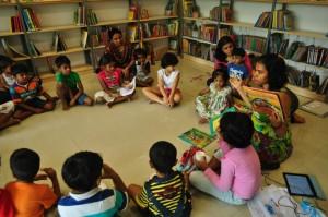 Storytelling In India