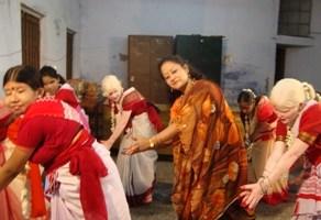 Keya Chanda: Teaching dance for the visually impaired
