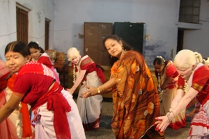 Keya Chanda: Teaching dance for the visually impaired