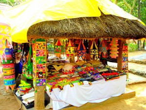 Stall at Dakshinachitra
