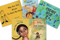 Teaching children through books