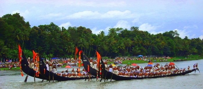 Rural travel: Aranmula