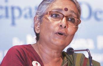 Inspiring Indian women: Aruna Roy