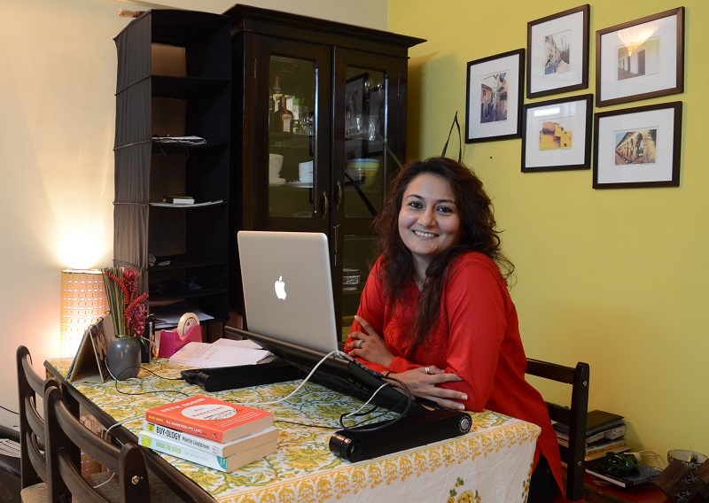 Day In The Life Of: Aaradhee Mehta