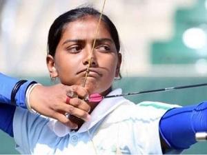 Archer Deepika Kumari