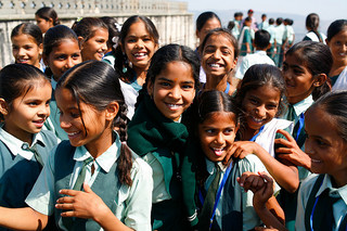 supporting girls education