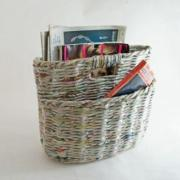 Wellpaper basket