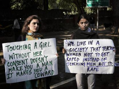 Delhi gangrape protests of 2012