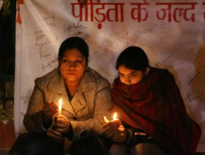 No justice for women in India