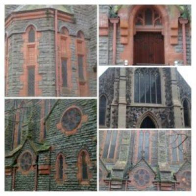A glimpse of the architecture
