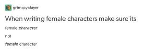female-character