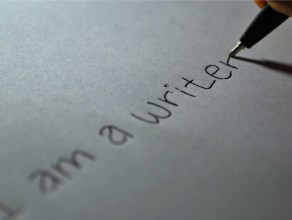 Writing a novel a cathartic and challenging experience, be prepared!