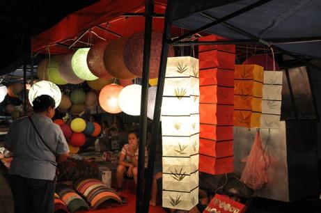 Paper lantern handicrafts