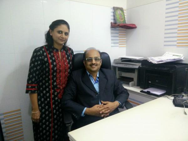 FOUNDER TEAM- Drs Dhaval Mody & Bhavi Mody