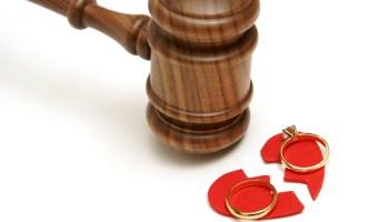 divorce legalities