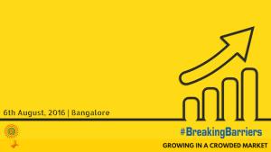 Breaking Barriers| Growing In A Crowded Market
