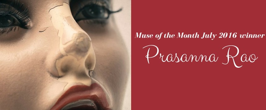 Muse of the Month July 2016 winner 1