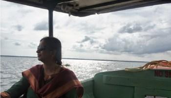 Shailaja_boat snap