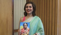 book on Indira Gandhi