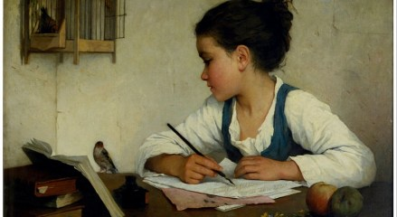 letter to a young daughter