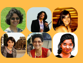 Indian women sports writers