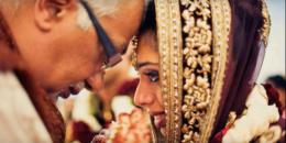 bride's farewell