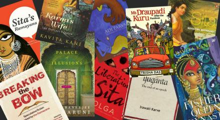 rewriting Indian epics