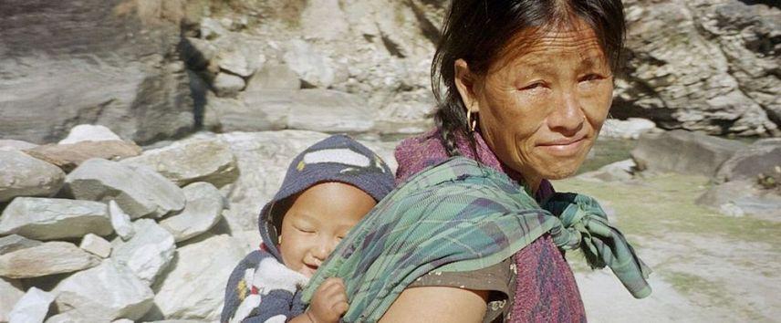 mountain women